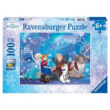 Ravensburger Disney Frozen Ijsmagie XXL-puzzel - 100 stukjes