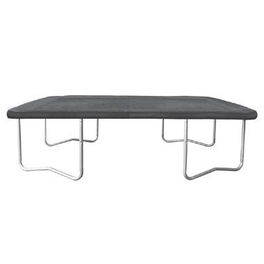Salta beschermhoes voor trampoline rechthoekig - 153 x 213 cm - zwart