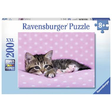 Ravensburger XXL-puzzel tijd voor een dutje - 200 stukjes
