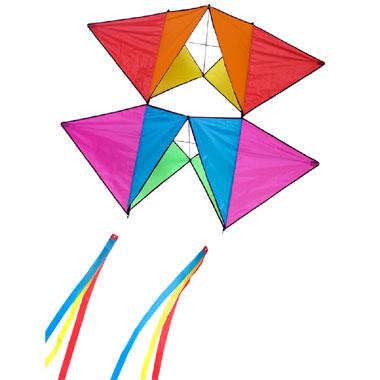 Rhombus box vlieger