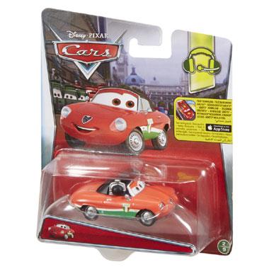 Disney Cars auto Giuseppe Motorosi