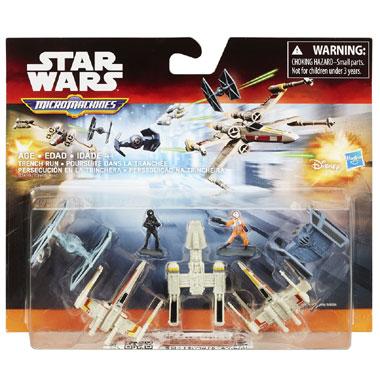 Star Wars Episode VII micro machines deluxe voertuig