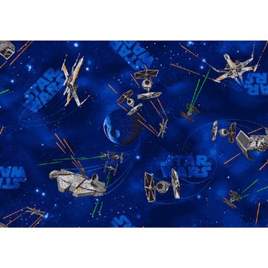 Star Wars Classics tapijt - blauw