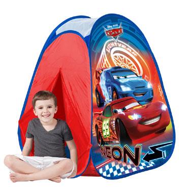 Disney Cars pop-up speeltent