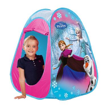 Disney Frozen pop up speeltent