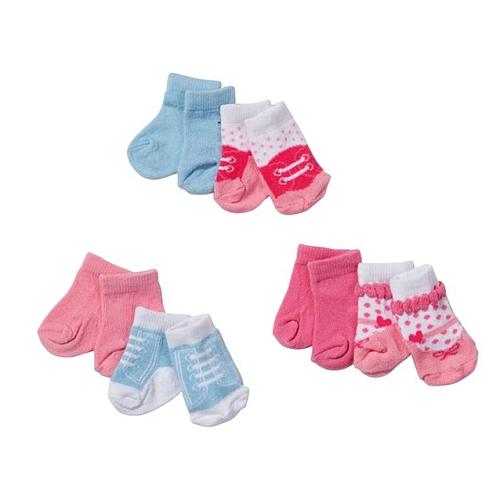 Baby born - 2 paar sokken