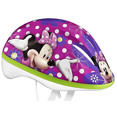 Minnie mouse - fietshelm maat 53 - 56 cm