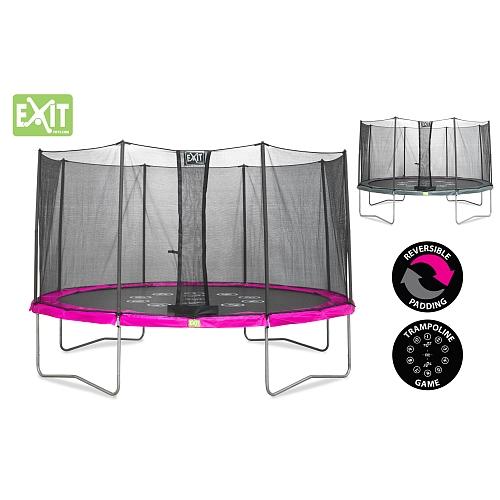 Exit - trampoline twist
