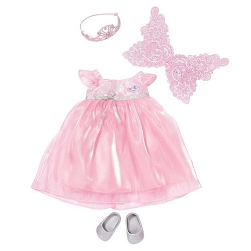 Baby born - deluxe wonderland feeen jurk met led