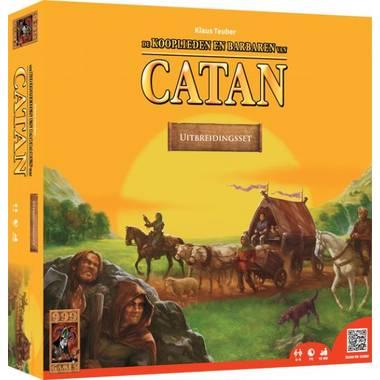 Kolonisten van Catan: Kooplieden & Barbaren