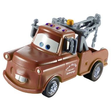 Disney Cars auto gloednieuwe Takel