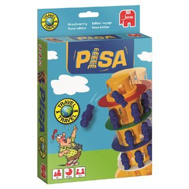 Jumbo Reisspel Pisa