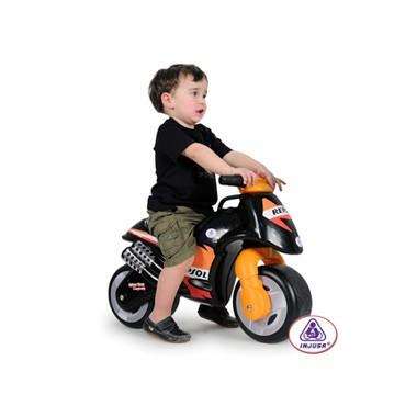 Repsol loopmotor - zwart/oranje