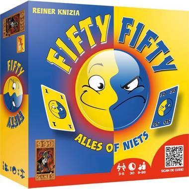 Fifty Fifty kaartspel