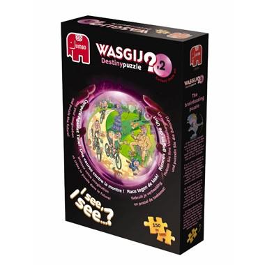 Jumbo Wasgij Destiny 2 puzzel Race tegen de klok 150 stukjes