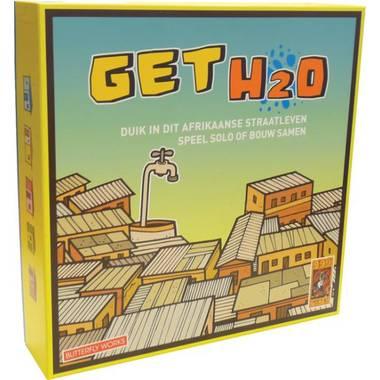 Get H2O bordspel