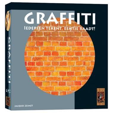 Graffiti partyspel
