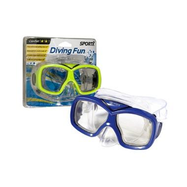 SportX Junior duikbril Comfort