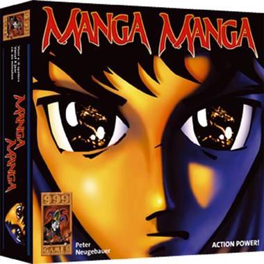 Manga Manga kaartspel