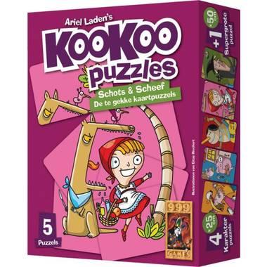 Kookoo puzzles: Sprookjes