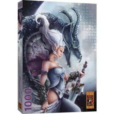1000 Stuks Puzzel Maandraak