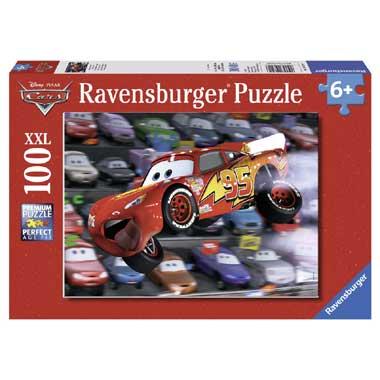 Ravensburger XXL puzzel Cars 100 stukjes