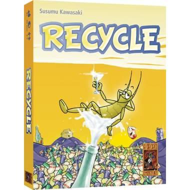 Recycle kaartspel