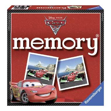 Disney Cars 2 memory