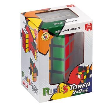 Jumbo Rubik's tower 2 by 4