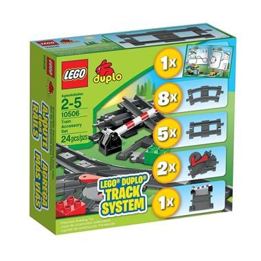 LEGO DUPLO treinaccessoires set 10506