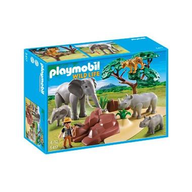 PLAYMOBIL Afrikaanse savannedieren 5417