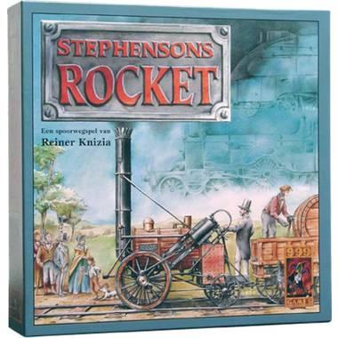 Stephensons Rocket bordspel