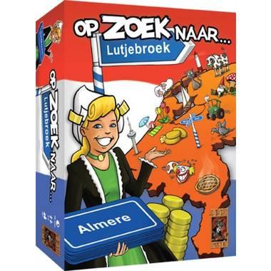Op zoek naar Lutjebroek kaartspel