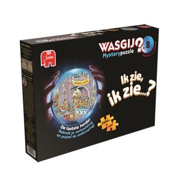 Jumbo Wasgij Mystery 8 De laatste Horde 1000 stukjes