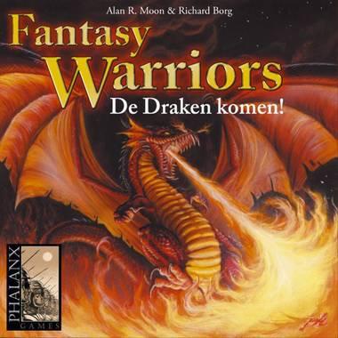 Fantasy Warriors: De Draken komen