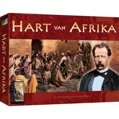 Hart van Afrika bordspel
