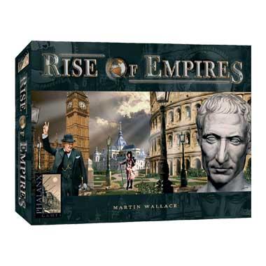 Rise of Empires bordspel