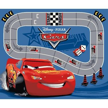 Tapijt Disney Cars racebaan