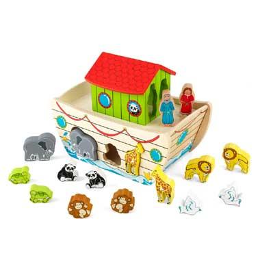 Ark van Noach vormenstoof