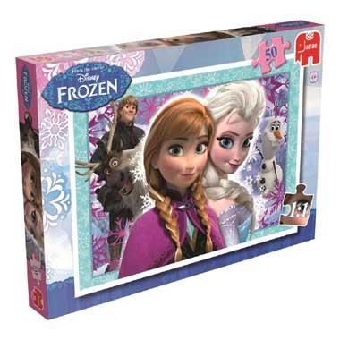 Jumbo Disney Frozen puzzel