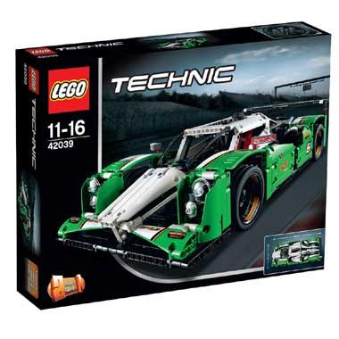 42039 Lego Technic 24-uurs Racewagen