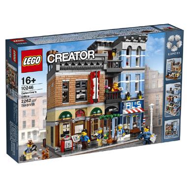LEGO Creator Expert detectivekantoor 10246