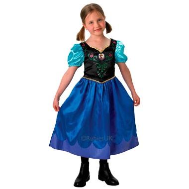 Disney Frozen jurk prinses Anna - maat 116