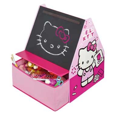Hello Kitty schoolbord
