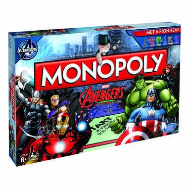 Monopoly Avengers editie