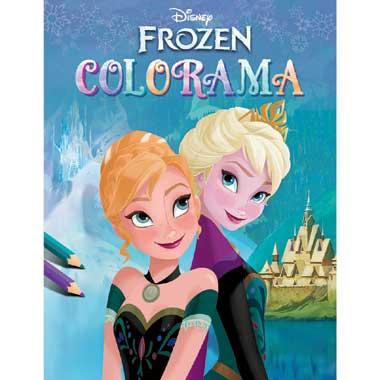 Disney Frozen Colorama kleurboek