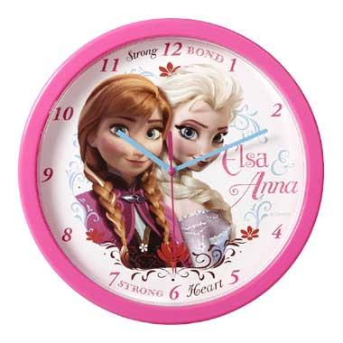 Disney Frozen wandklok