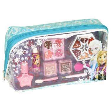 Disney Frozen make-up in tas