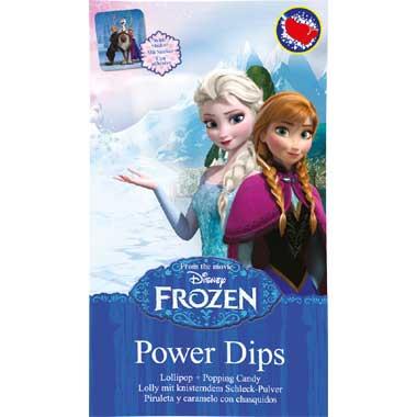 Disney Frozen Power Dips