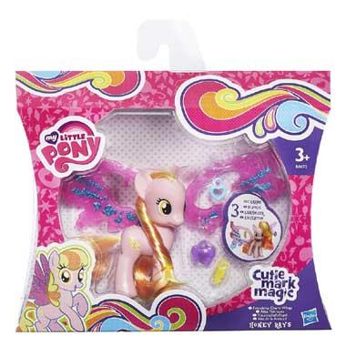 My Little Pony Honey Rays pony met vleugels